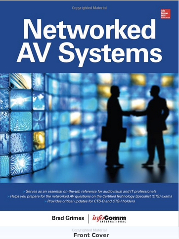 Cover of Networked AV Systems