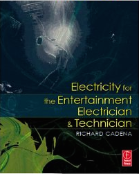 Cover of Electricity for the Entertainment Electrician and Technician