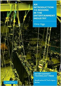 Cover of An Introduction to Rigging in the Entertainment Industry (Applications & Techniques)