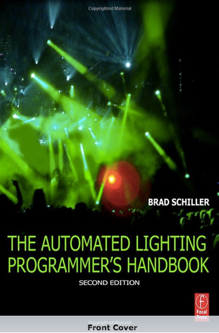 Cover of The Automated Lighting Programmer's Handbook 2nd Edition