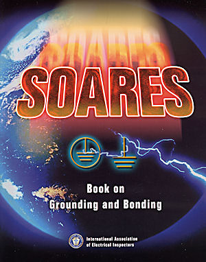 Cover of Soares Book on Grounding and Bonding